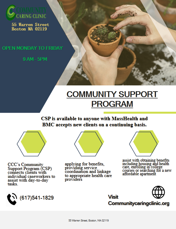 CPS Flyer
