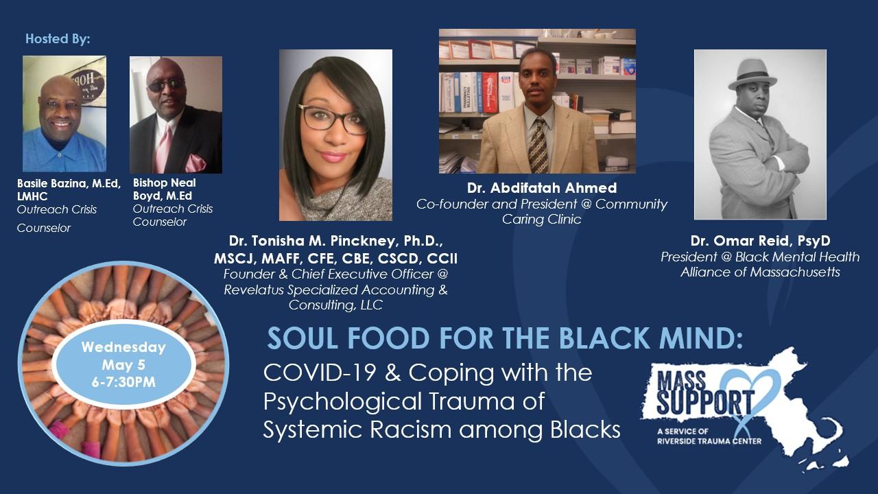 Soul Food for the Black Mind